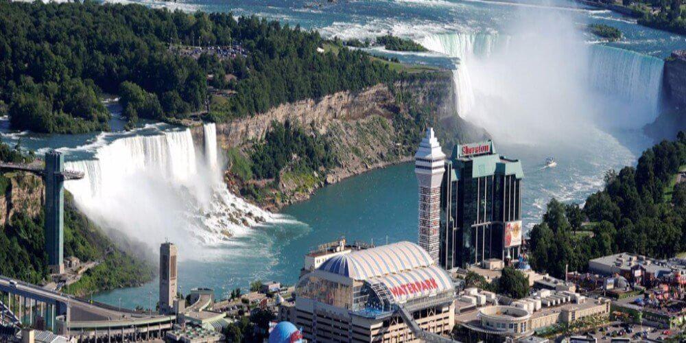 Niagara Falls Food Ordering