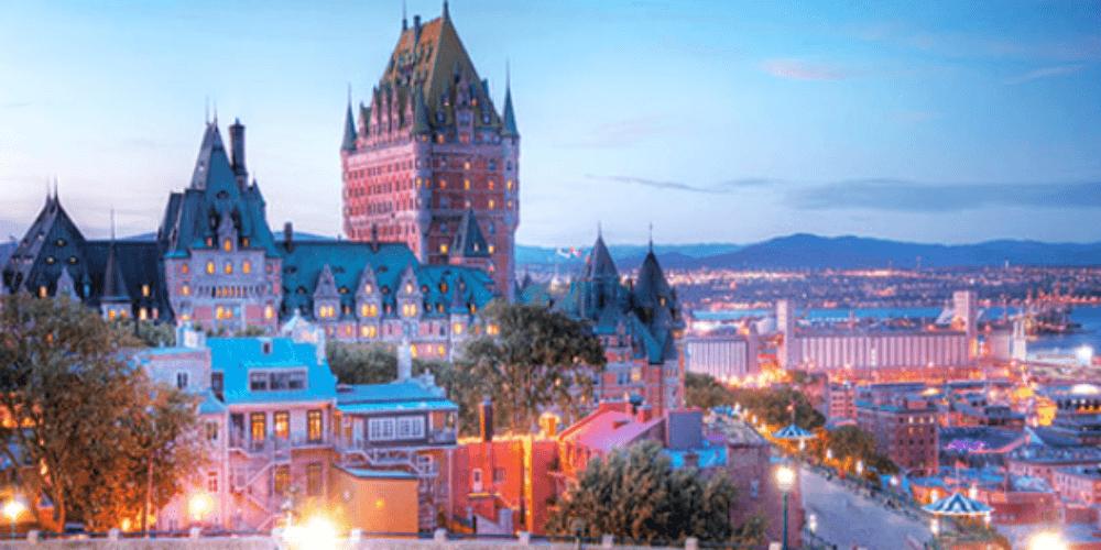 Quebec City Food Ordering
